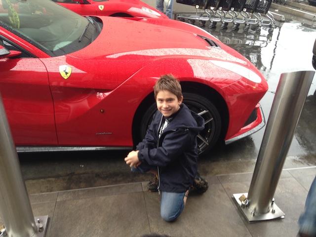 super cars for super kids